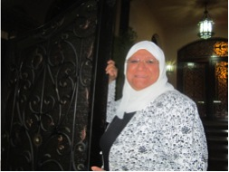 Professor in political science, Ma'souma al-Moubarak, first Kuwaiti Minister in 2005, and one of the four first elected female members of parliament 2009 – 2011.