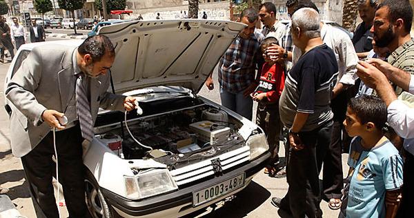 car_gaza